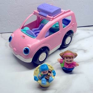 2004 Little People Open and Close SUV